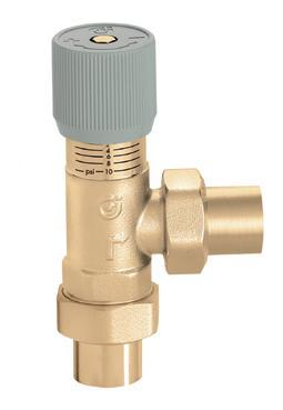 Differential Pressure By-Pass Valves