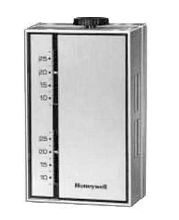 Honeywell T6051A1057 Heavy Duty Line Voltage Thermostat