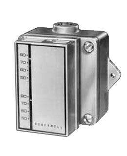 Honeywell T6052A1015 Heavy Duty Line Voltage Thermostat
