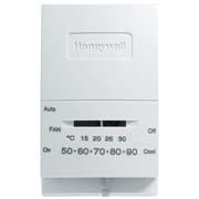 Honeywell T834N1002 Residential Single Stage Thermostat
