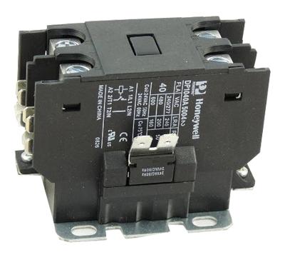 Honeywell DP1040A5004 Definite Purpose Contactors