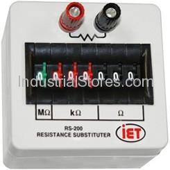 IET RS-200 Decade Box