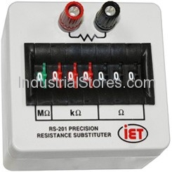 IET RS-201 Decade Box Precision