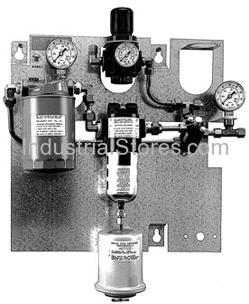 Johnson Controls A-4000-139 Pressure Reducing Station Single 10SCFM
