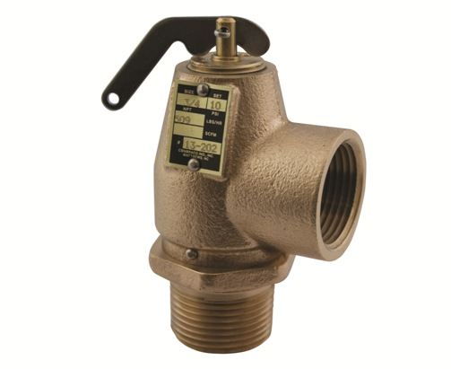 Conbraco 13-211-B15 Steam Relief Valve 475 Lbs
