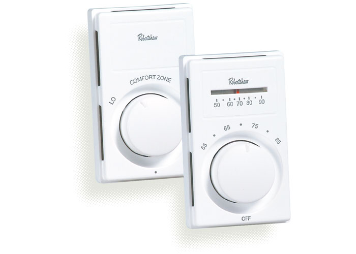Robertshaw 801 Mechanical Line Voltage Thermostat