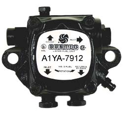 Suntec A1YA7912 Single Stage Oil Pump (1725 RPM)