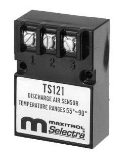Maxitrol TS121 Discharge Air Temperature Sensors