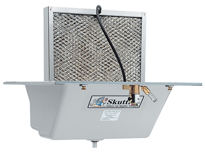 Skuttle 55UD Under Duct Flow-Thru Humidifier