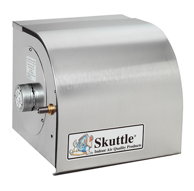 Skuttle 90-1 Stainless Steel Power Humidifier-4200SFT
