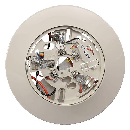 B114lpbt System Sensor B114lpbt Detector Base Ssd Series 100 24v