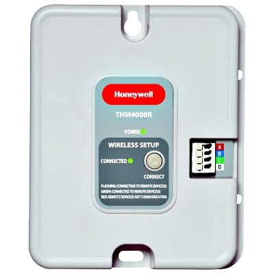 Honeywell THM4000R1000 Wireless Adapter