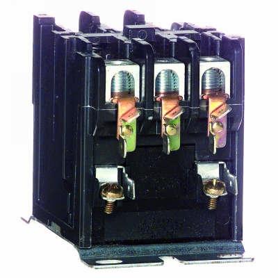 Honeywell DP3060A5000 3 Pole 60A/24V Definite Purpose Contactors
