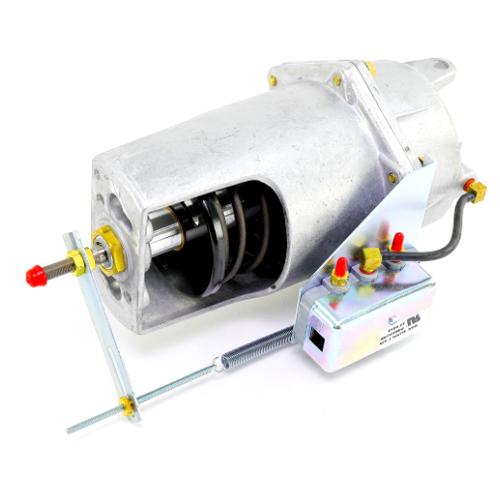 Siemens Building Technology 332-3060 Fire & Smoke Pneumatic Actuator #6 8-13 PSI