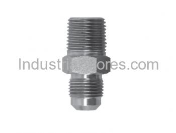 """DuraTrac D48S-68 End Fitting 3/8"""" Flare X 1/2"""" MIP (Tapped 3/8"""" FIP) (Qty of 379)"""