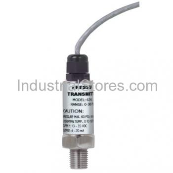 Dwyer 626-01-GH-P1-E1-S1 Pressure Transmitter Gh Housing