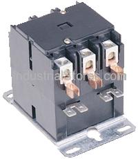 White-Rodgers 90-163 Definite Purpose Contactors 3-Pole Type 154 30A 24V