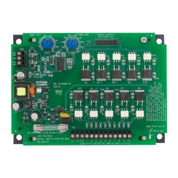 Dwyer DCT606 Timer Controller 6 Channel 85 To 270 Vac