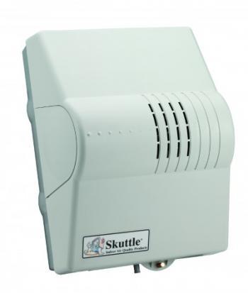Skuttle 2102 High-Capacity Fan Powered Flow-Thru Humidifier