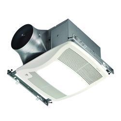 BROAN-NuTone XB110HL Ultra Green Single-Speed Humidity Motion Sensing Fan with Light 110 CFM