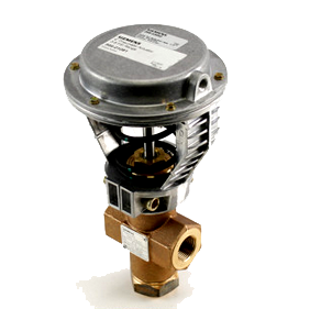 """Siemens Building Technology 268-03062 Valve Assembly 2-Way Normally Open Stainless Steel FxF 2"""" 4.0"""