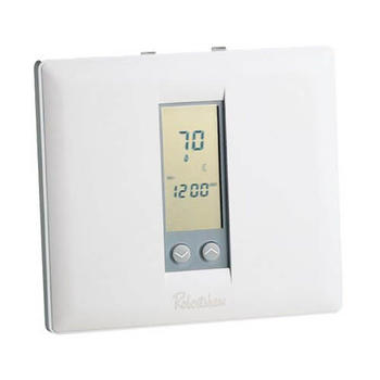Robertshaw 300-201 24 Volt 1-Heat 1-Cool Deluxe Digital Thermostat