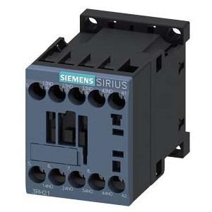 Siemens 3RH2140-1AK60 Contactor Relay 4NO AC 120V