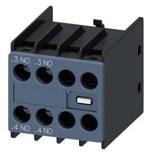 Siemens 3RH2911-1HA20 Auxiliary Switch 2NO for S0 Screw