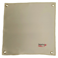 "DiversiTech 16520 Heat Resis. Cloth 36 x 36"""