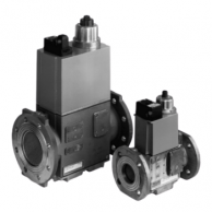 Karl Dungs 246383 Double Solenoid Gas Valve DMV-D 5125/12