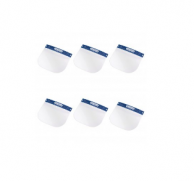 Kinway ESIEVIZORV2 Face Shield Headsets ( 6 Pack )