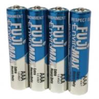 Enviromax FUJ3400BP4 AAA Extra Heavy Duty Batteries ( 4 Pack )