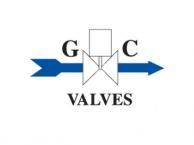 """GC Valves S801YF04N9C10 Normally Closed Brass Valve 3/8"""" NPT 240V"""