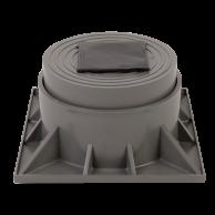 DiversiTech HPR-3-2P Heat Pump Riser 2 Pcs 3 in.