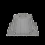 DiversiTech HPR-3 Heat Pump Riser 3 in. (Qty- 48)