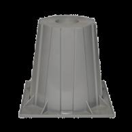 DiversiTech HPR-6 Heat Pump Riser 6 in.