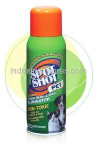 Spot Shot 009208 Non-Toxic Pet 14Oz Aerosol 6Ct [30 Cases]
