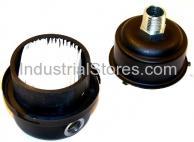 """Quincy Compressors 112835-004 Air Filter 1/2"""" NPT Paper"""