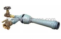 "Pyronics 2381-32HB, 1-1/2"" Gas Inlet NPT High Blast Mixers"