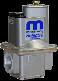 "Maxitrol SR500W-2-1/2"" Gas Regulator 2-Stage 1/2"" NPT"