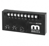Maxitrol AD1214B Integrated Dual Temperature Amplifier Selector