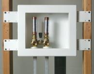 """Oatey 38543 Quadtro 1/4 Turn Brass Hammer Ball Valves 1/2"""" ASTM F1960 PEX – Standard Pack"""