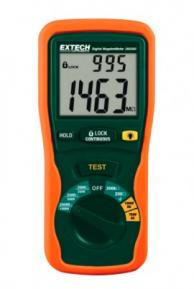 Extech 380260-NIST Autoranging Digital Megohmmeter with NIST Traceable Certificate, 1000V