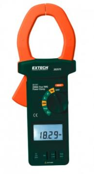 Extech 382075-NIST True RMS 3-Phase Clamp-on Power Analyzer with NIST Traceable Certificate, 2000A AC/DC