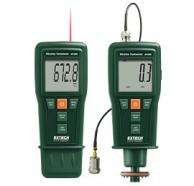 Extech 461880 Vibration Meter and Laser/Contact Tachometer