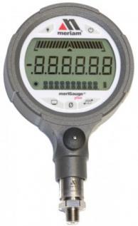 Meriam MPG7000 Plus Digital Pressure Gauge, 0-3000 PSIG
