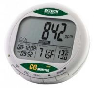 Extech CO210 Desktop Indoor Air Quality CO<sub>2</sub> Monitor/Datalogger
