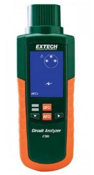 Extech CT80 AC Circuit Load Tester with AFCI/GFCI