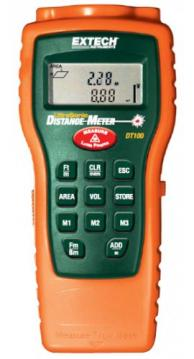 Extech DT100 Ultrasonic Distance Meter, Clearance Pricing