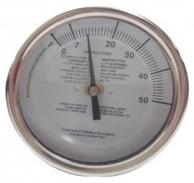 """Baker T3109MSSP Maple Syrup Stem Thermometer 3"""" Dial 9"""" Stem"""